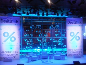 NYT Dealbook conference
